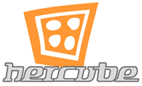 Logo hercube by zehnder